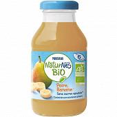 Nestlé naturnes bio boisson poire banane 200ml dès 6 mois