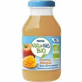 Nestlé Naturnes Bio Jus pomme mangue dès 6 mois 200ml