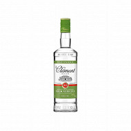 Clément rhum blanc 70cl 40%vol