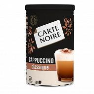 Carte noire instantané cappuccino classique 250g