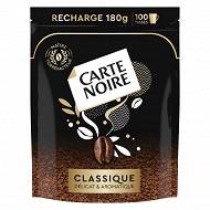 Carte Noire soluble eco-recharge 180g