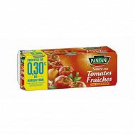 Panzani sauce tomate fraiche 3 x 190g
