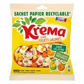 Krema fruits jaunes sachet recyclable 240g