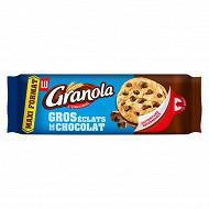 Granola extra cookies chocolat maxi format 276g