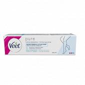 Veet crème dépilatoire minima peaux sensibles 200ml