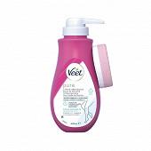 Veet crème dépilatoire sous la douche peaux sensibles 400ml