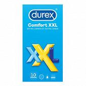 Durex comfort xxl x10
