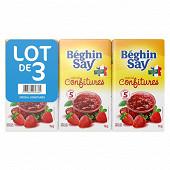 Béghin Say sucre spécial confiture 3x1kg