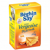 Beghin Say saveur vergeoise blonde vanille 500g