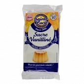 Sainte lucie sucre vanilline Lot 10 sachets de 7,5g