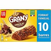 Grany 5 céréales et morceaux de chocolat 208g