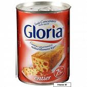 Gloria lait concentré non sucré 7.5% MG 410g