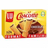 Lu cracotte craquinette fourrées chocolat 400g