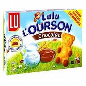 Lulu l'ourson chocolat 300g