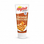 Regilait tartines et desserts caramel beurre salé tube 300G