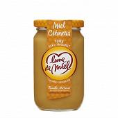 Lune de Miel miel crémeux pot verre 375g