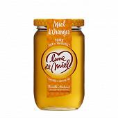 Lune de miel miel d'oranger pot verre 375 g