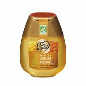Lune de miel doseur miel et gelée royale bio 250g