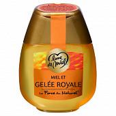 Lune de Miel  miel et gelée royale pet souple 250 g