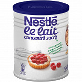 Nestlé Lait concentré sucré à pâtisser 1kg