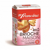 Francine brioche maison 1,5 kg