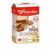 Francine farine pain de campagne 1.5kg