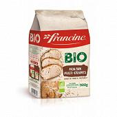 Francine pain multi-graines bio 900g