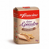 Francine farine épeautre 1kg