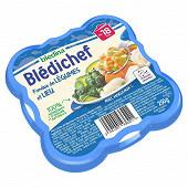 Bledina blédichef fondue de légumes et lieu dès 18 mois 250g