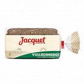 Jacquet seigle complet 8 tranches Vollkornbrot 500 g