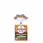 Jacquet sans sucre ajouté complet 550g