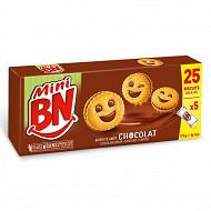 Mini bn chocolat 16 etuis 5 pochons 175g