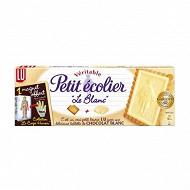 Lu Petit écolier chocolat blanc 150g