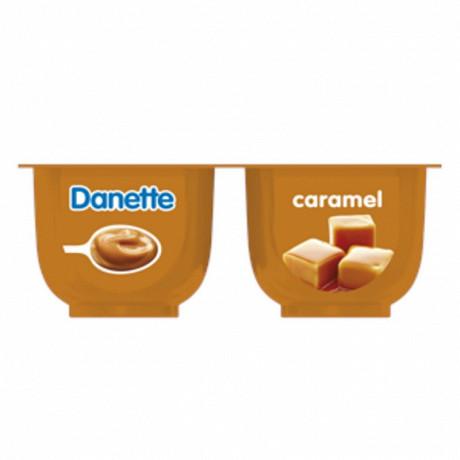 Danette caramel 4x125g
