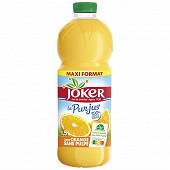 Joker pur jus d'orange sans pulpe 1.5l