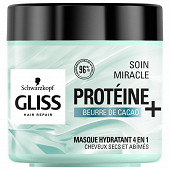 Gliss soin miracle hydratation 400ml