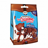 Cemoi mini petit ourson guimauve chocolat lait 140g