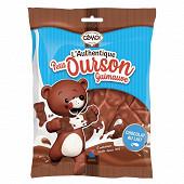 Cemoi petit ourson guimauve chocolat lait 180g