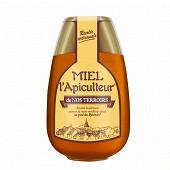 Miel d'apiculteur miel de nos terroirs squeezer 450g