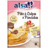 Alsa préparation pour crêpes et pancakes 210g