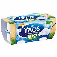Yaos nature bio 4x125g