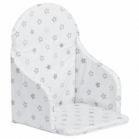 Coussin de chaise pvc étoiles 28x38cm Babycalin