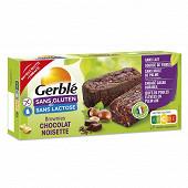 Gerblé brownie choco noisette sans gluten 150g