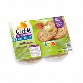 Gerblé pain campagnard sans gluten 350 g