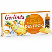 Gerlinéa concentré ananas et citrus 70ml