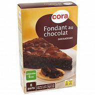 Cora préparations fondant chocolat 320g