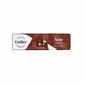 Galler baton chocolat noir noisettes entières 0.065kg