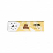 Galler baton chocolat blanc manon 0.070kg