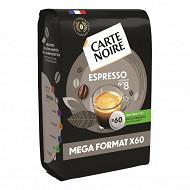 Carte Noire espresso type senséo x60 420g