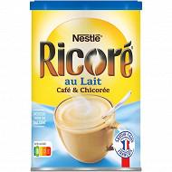 Ricoré au Lait - Café chicorée soluble au lait - 400g